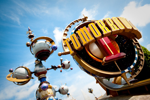 Tomorrowland - Disneyland Park