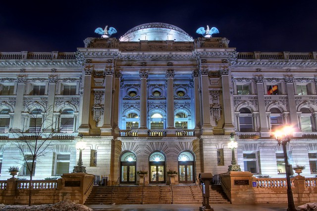 The Milwaukee Public Library