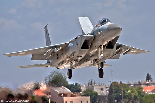"F-15C ""Improved Baz"" Israel Air Force"