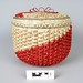 Fancy basket by Abbe Museum