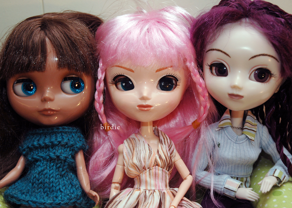 Shiny girls are shiny | My stock Heather Sky and Nomado surr… | Flickr