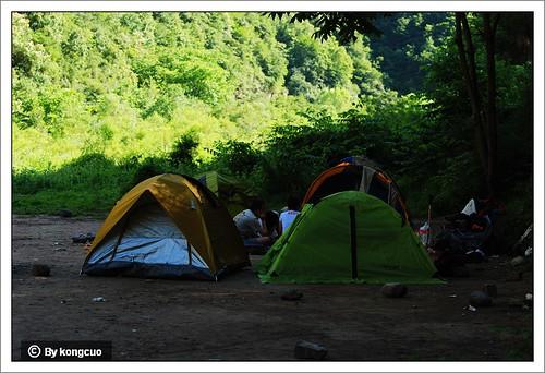 【图】后河峡谷露营