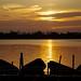 日出西子湖