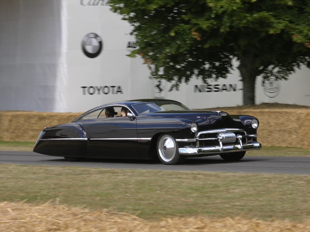 Cadillac Sedanette Cadzzilla 1948 Billy Gibbons Dscn8794 Flickr