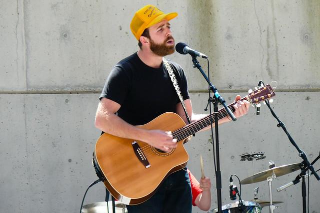 Ben Worcester @ CBC Outdoor Stage