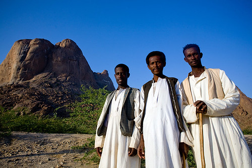 Postcard from Sudan