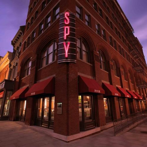 Spy City Cafe