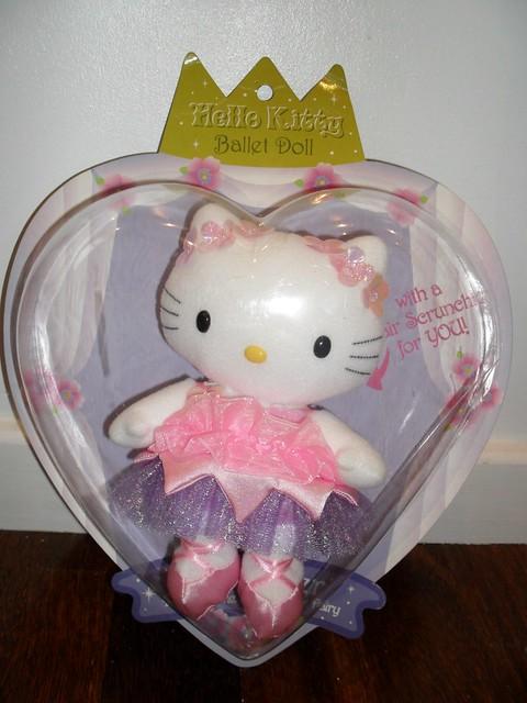 Hello kitty ballerina doll flickr photo sharing - Ballerine hello kitty ...