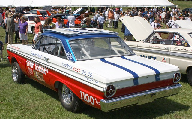 1965 Falcon Afx Drag Racer Flickr Photo Sharing