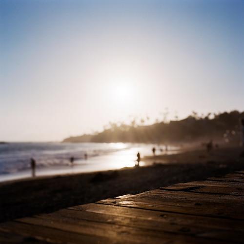 sunset 120 6x6 film beach mediumformat square hasselblad lagunabeach hasselblad500cm kodakportra160nc carlzeissplanar80mmf28