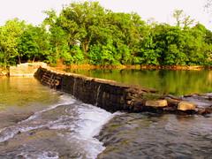 Ransom's Mill Dam