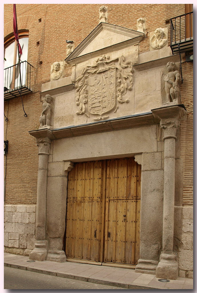 Medina Del Campo Valladolid Palacio De Los Duenas Port Flickr