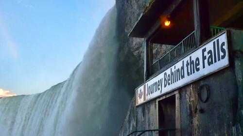 Niagara Falls - Journey Behind the Falls