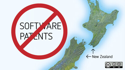 New Zealand rejects software patents