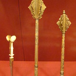Ear Dagger and Maces Made for Henry II of France