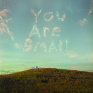 You Are Small: A Message From the Universe