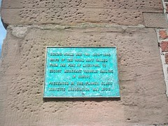 Photo of Bronze plaque № 9305