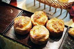 meal, breakfast, baking, bread, popover, sweetness, baked goods, food, dish, cuisine, danish pastry,