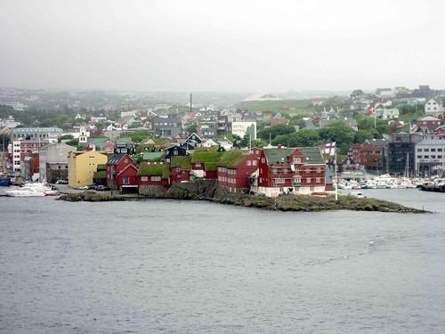 island atlantic faroe torshavn