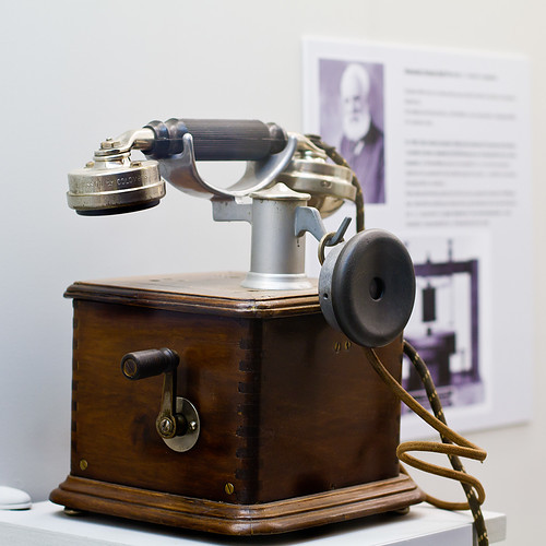 Teléfono ERICSSON COLOMBES 1910