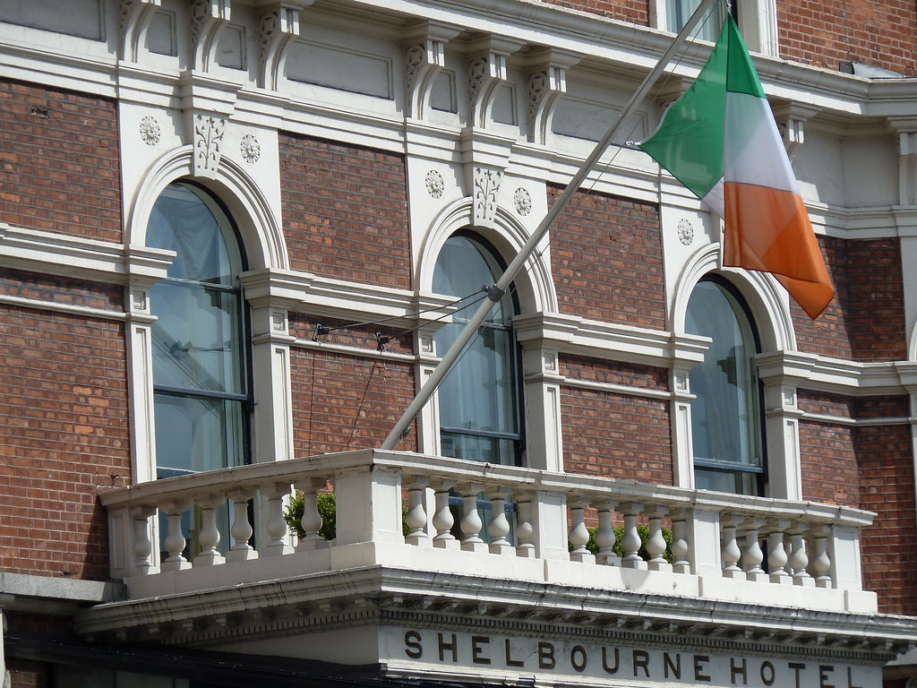 Shelbourne Hotel in Dublin