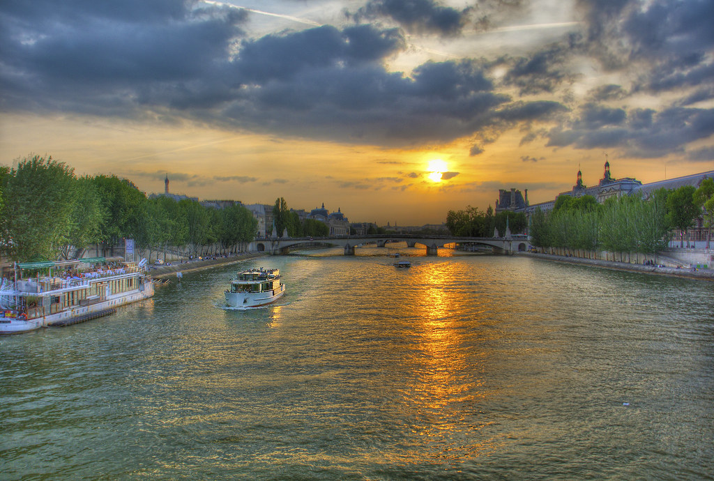 Cruise Along The River Seine Is An Unforgettable Experience