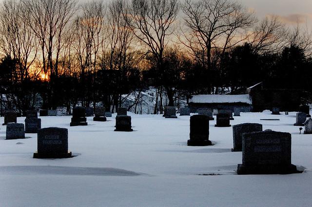 Stoneham Cemetery; Stoneham, MA (2006)