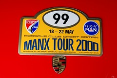 Porsche Club Meeting, Isle of Man 2000