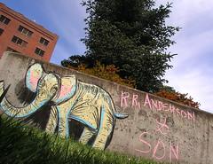 RR & Son - Elephant