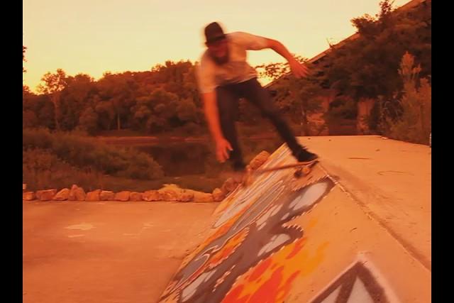 thrashtastic ditch video