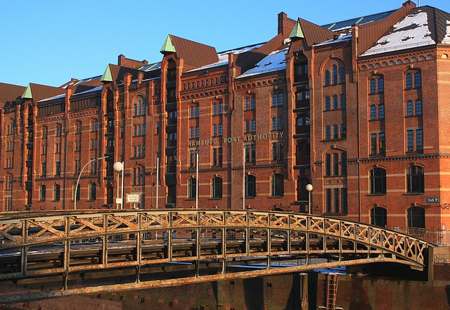 Speicherstadt, Hamburg, Germany, by fotoeins