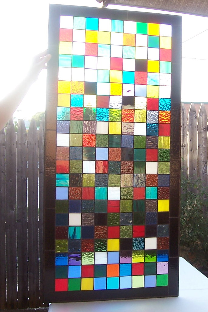 Carole Complete 3 Terraza Stained Glass Flickr