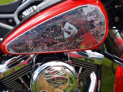 Harley Davidson (Liverpool AFC)
