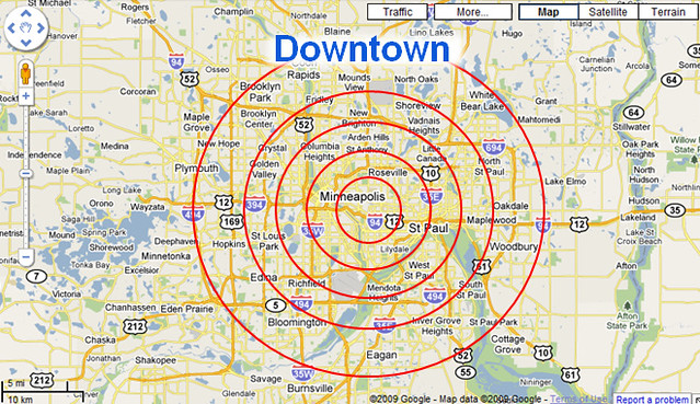 Downtown Amp Proximity In Google Maps Flickr Photo Sharing