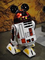 Disney's Own Astromech