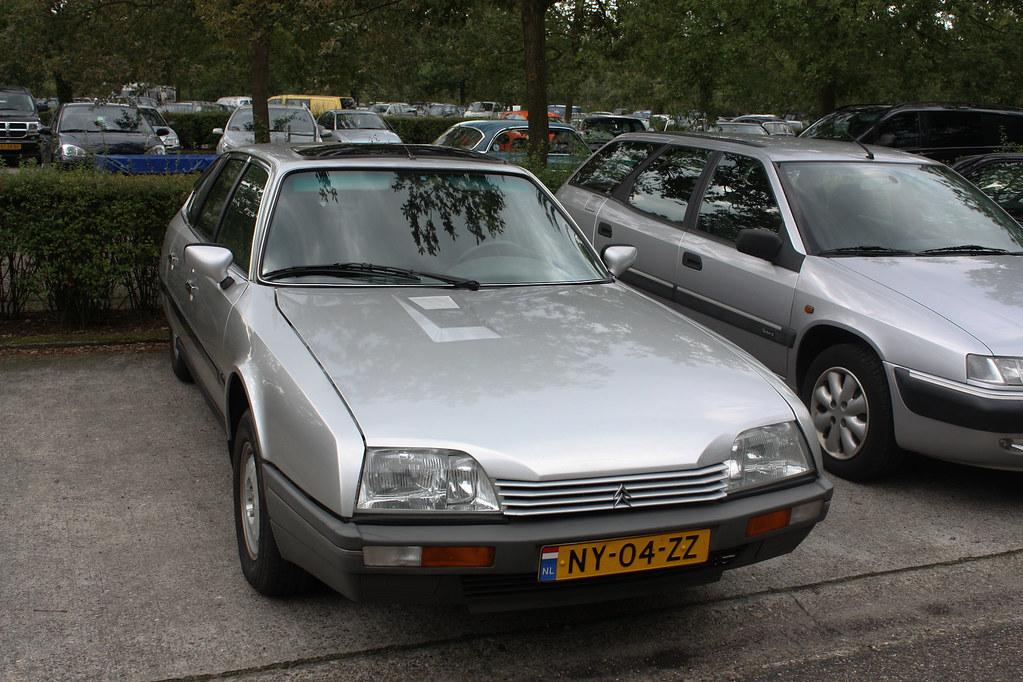 [IL ÉTAIT UNE FOIS...] Les grandes Citroën hydrauliques 4942266853_f5f5feb00d_b