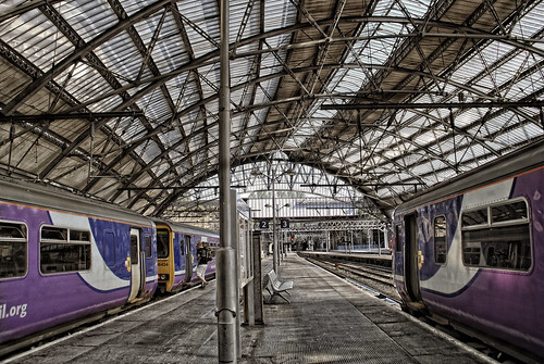 Lime st station Liverpool