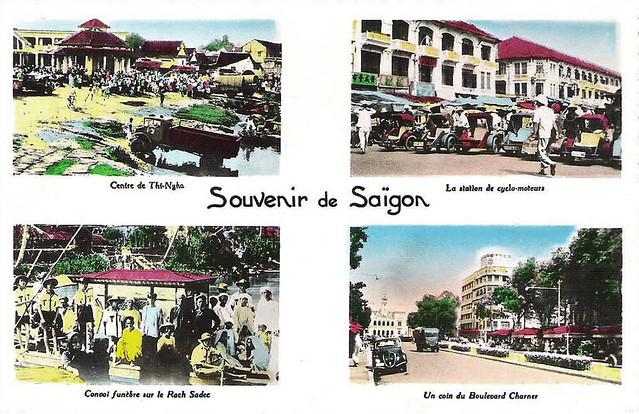 Souvenir de Saigon