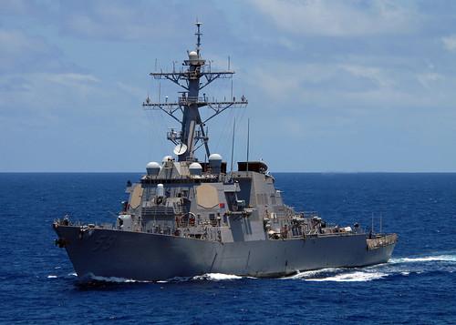 USS RUSSELL (DDG 59)