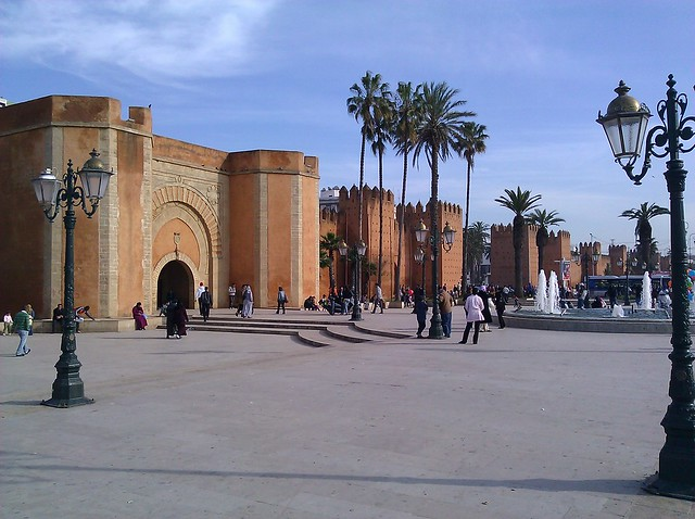 Rabat, Morocco by Flickr CC YoTuT