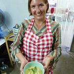 Showing Off Thai Green Curry - Koh Samui, Thailand