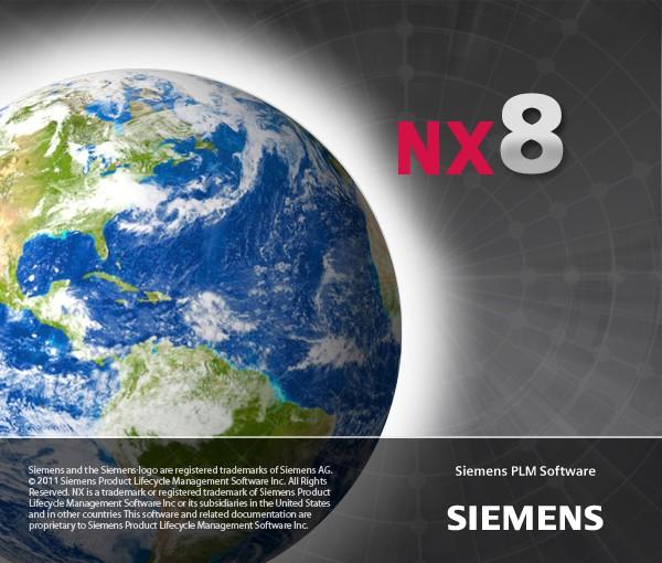 SIEMENS PLM NX 8.0.0.25