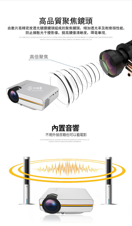 5 鏡頭 音響
