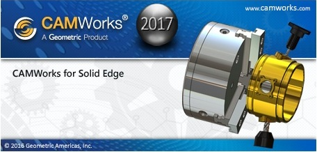 CAMWorks 2017 SP0 Multilang for Solid Edge ST8-ST9 Win64