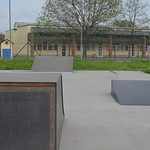 Skatepark, Carpiano, MI