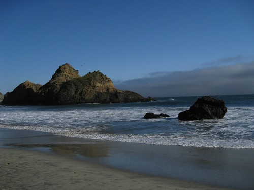 Big Sur stacks