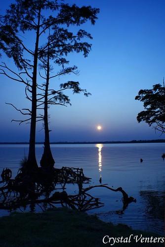 park blue sunset summer point virginia va virginiabeach waterscape munden crystalventers