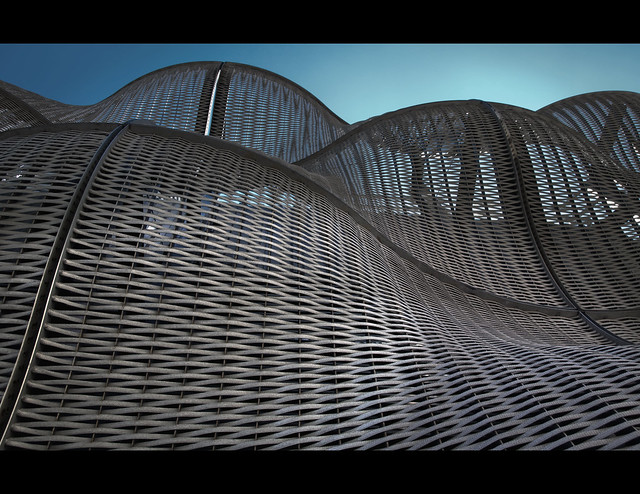 Photo for Undulating architecture