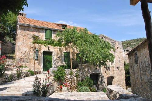 Restaurant de Malo Grablje, Croatie