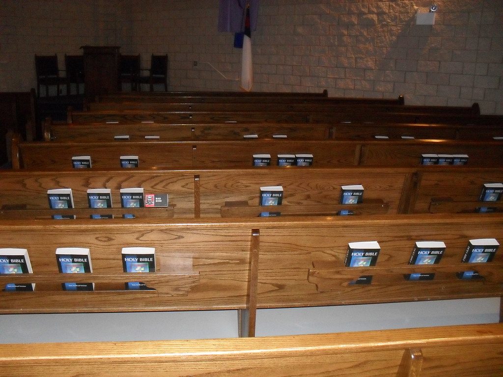 Donated Bibles